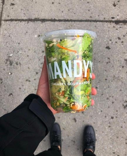 Mandy's Asian Salad